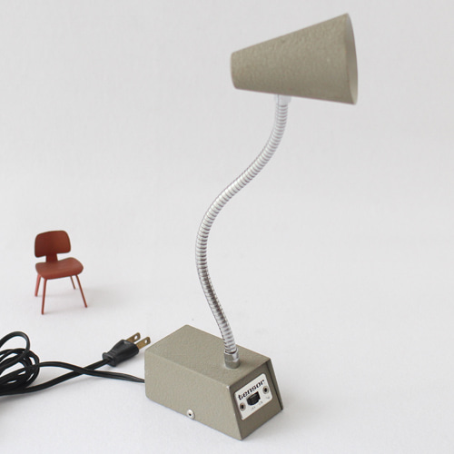 vintage mini desk lamp