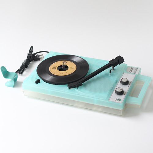 vintage columbia turntable