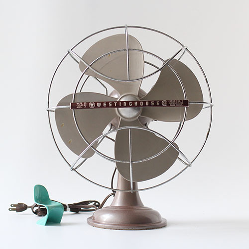 vintage westinghouse fan