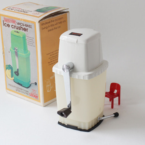 vintage ICE crusher