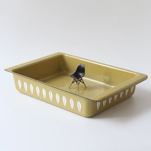 vintage cathrineholm baking pan