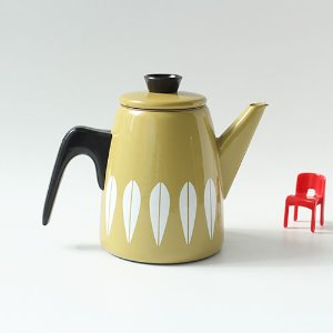 vintage cathrineholm coffee pot