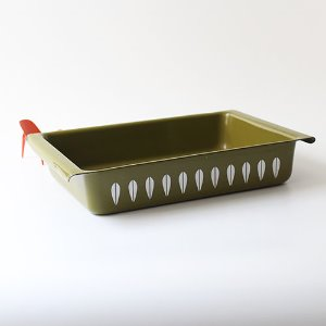 vintage cathrineholm baking pan #03