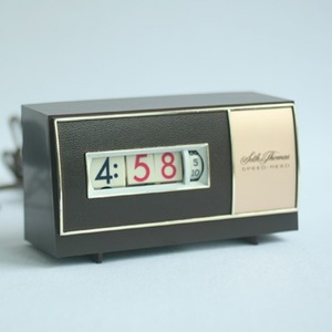 SETH THOMAS SPEED READ FLIP CLOCK