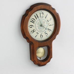 vintage  VERICHRON  wall clock